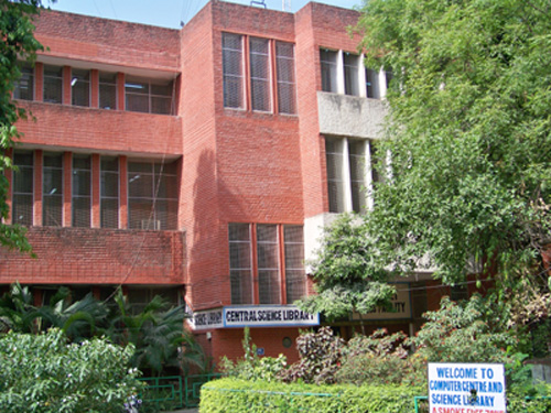 Central Science Library